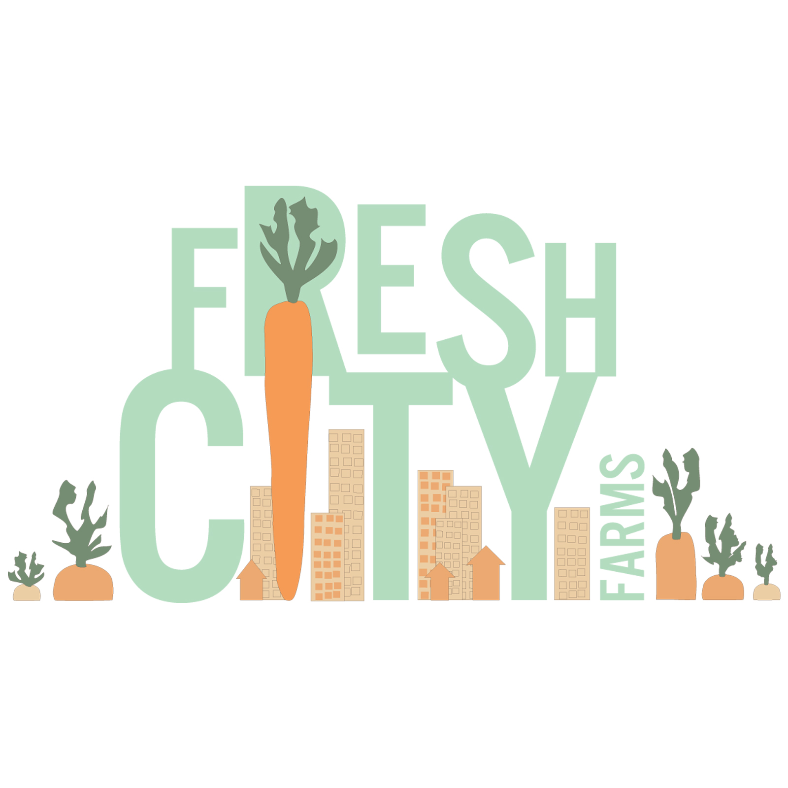 Fresh City Help Center home page